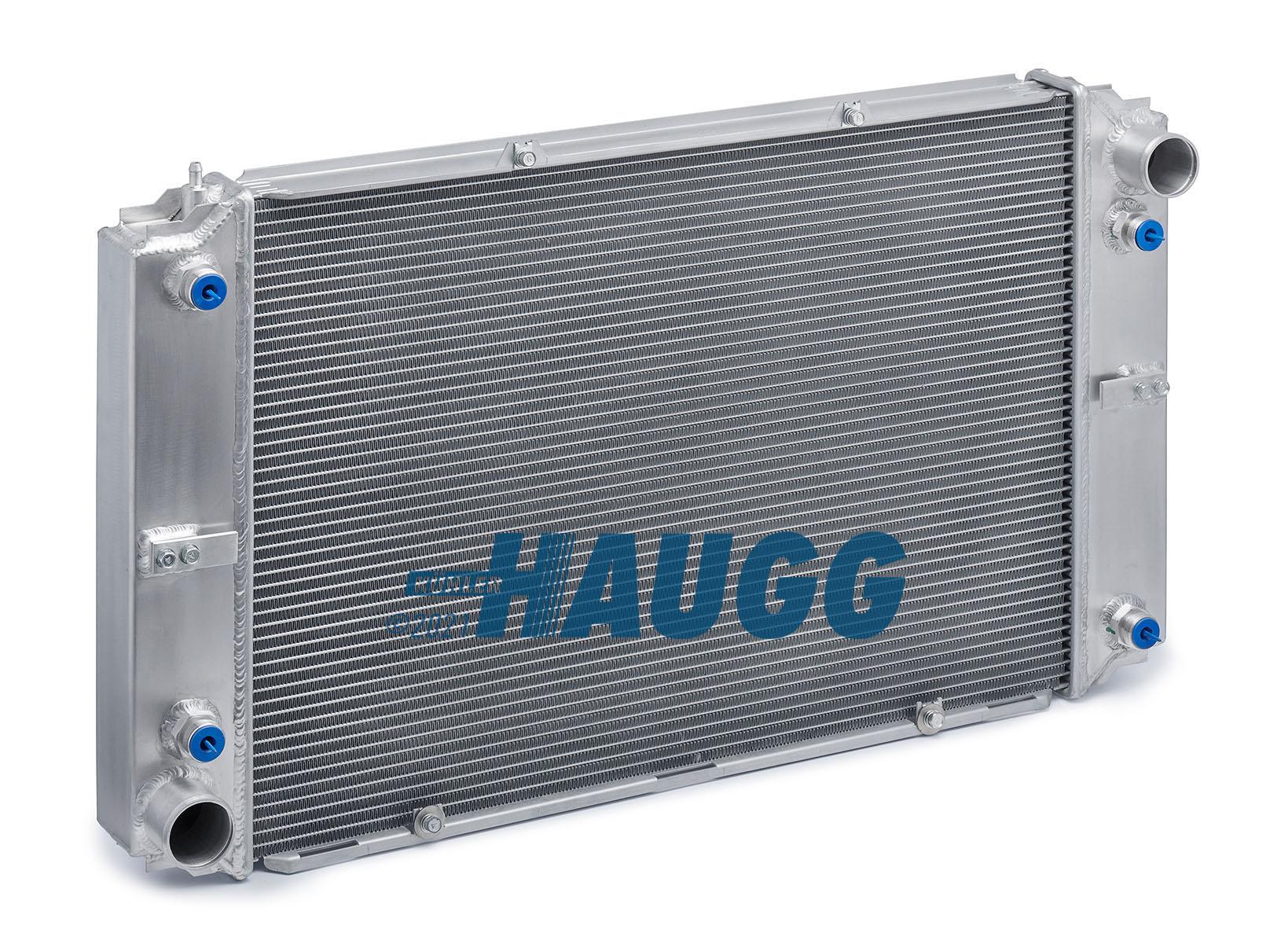 High-performance aluminum cooler for Porsche 928 / 928S!